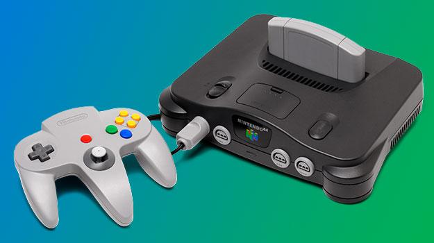 Nintendo-N64-Gradiente